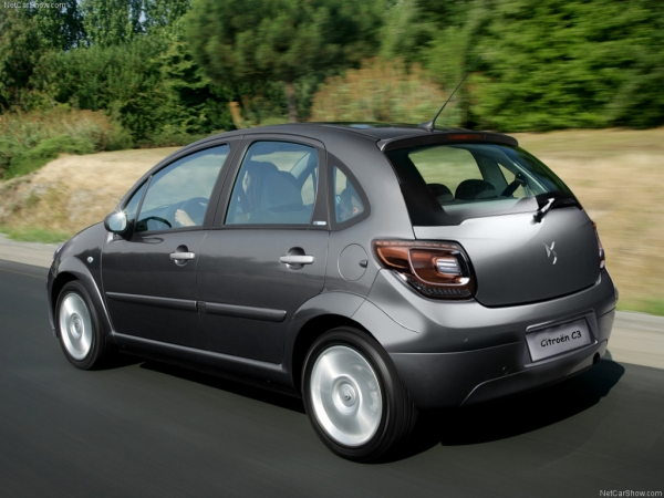 Citroen - C3 Diesel 3€ for 105 days