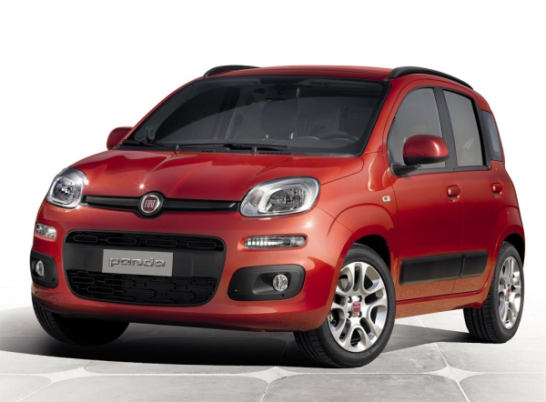 Fiat - Panda Automatic 105€ for 3 days