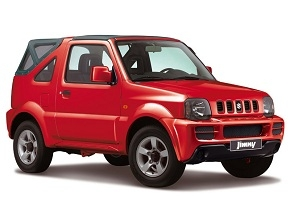Suzuki - Jimny Cabrio 230€ for 7 days
