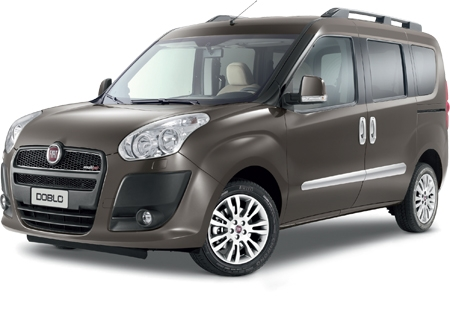 Fiat - Doblo 175€ for 3 days